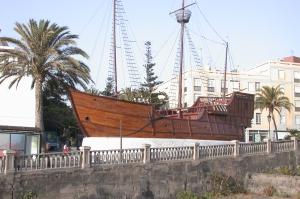 boot van Columbus