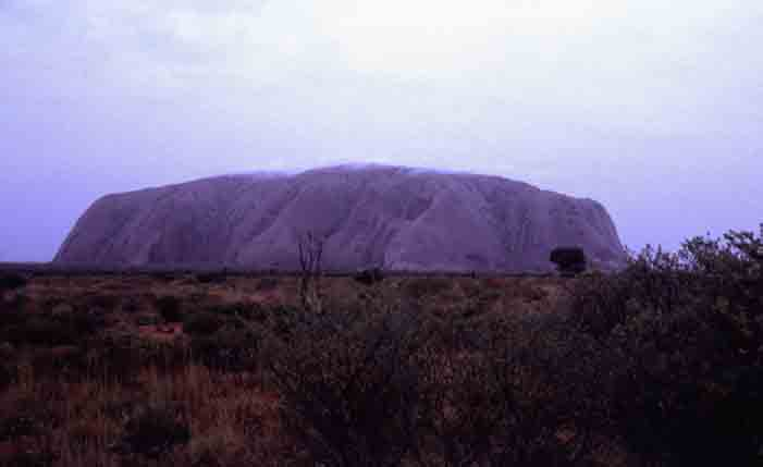 Uluru, Australië