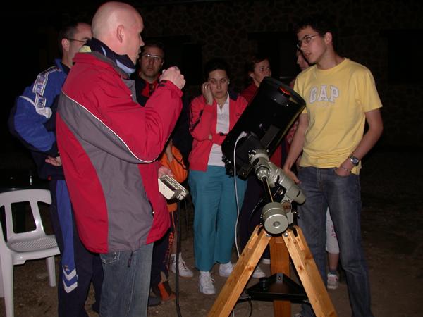 astronomieles in het spaans