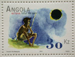 postzegel angola