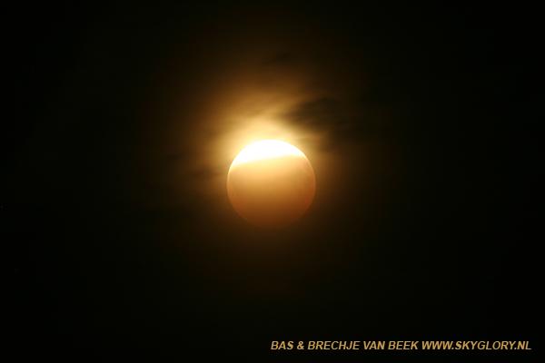 maansverduistering augustus 2008